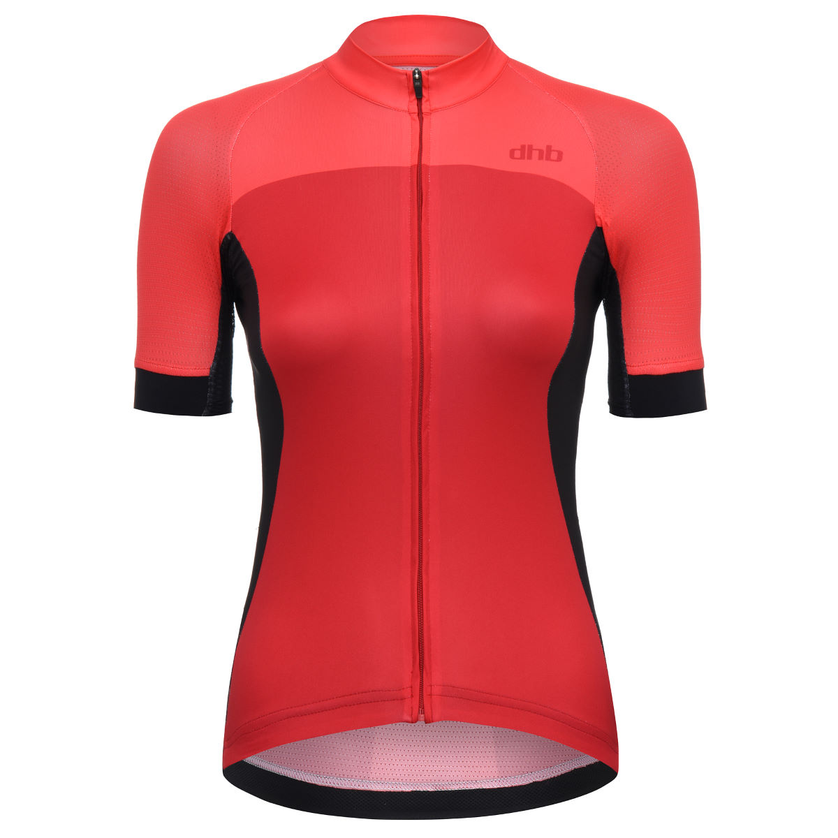 Maillot Femme dhb Aeron Speed (manches courtes) - UK 10 Coral Pink