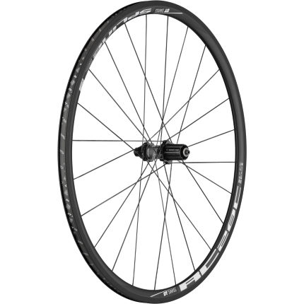 DT Swiss RC28 Spline Carbon Clincher Rear (Black Hub)