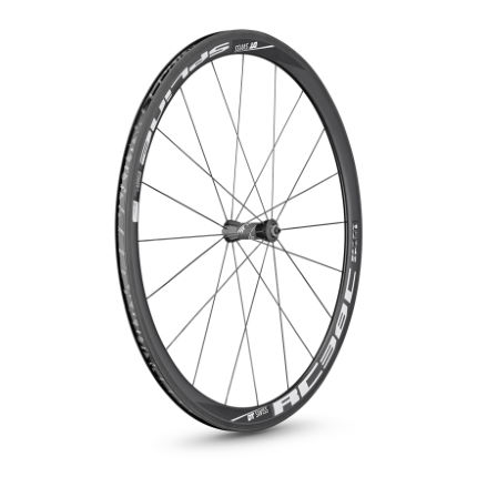 DT Swiss RC38 Spline Carbon Clincher Front (Black Hub)