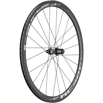 DT Swiss RC38 Spline Carbon Clincher Rear (Black Hub)