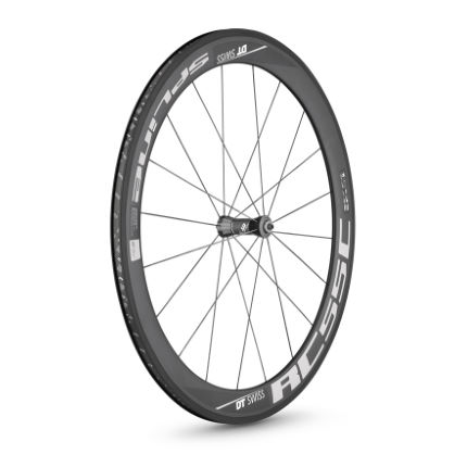 DT Swiss RC55 Spline Carbon Clincher Front (Black Hub)
