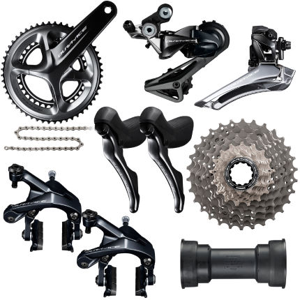 Shimano Dura-Ace R9100 11 Speed Geargruppe