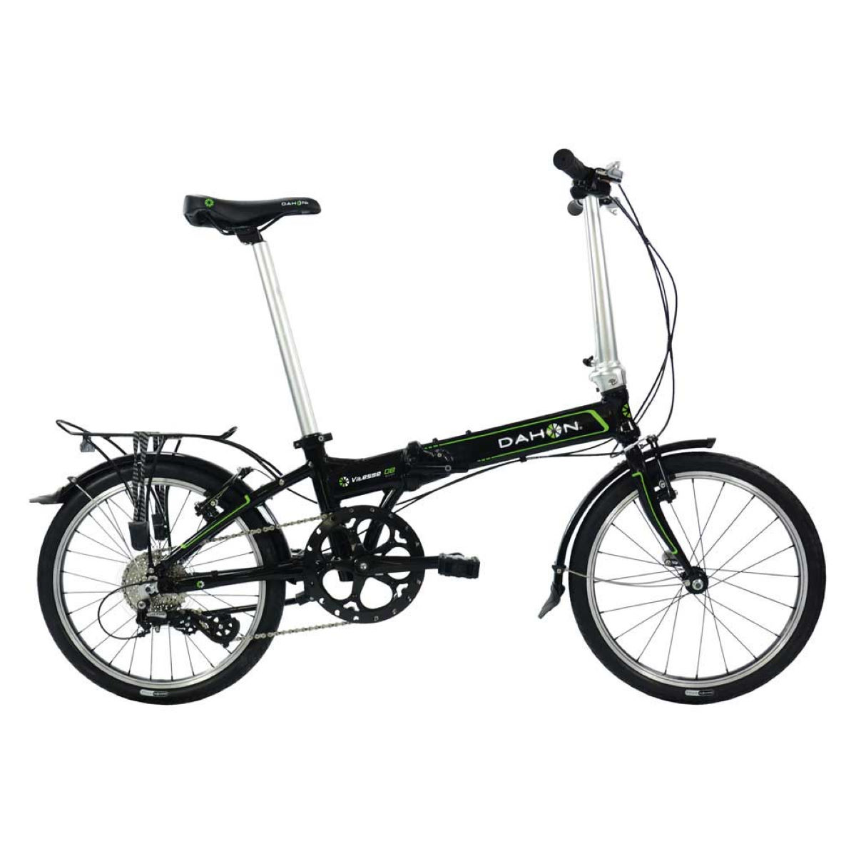 Bicicleta plegable Dahon Vitesse D8 Equipped (2016) - Bicicletas plegables