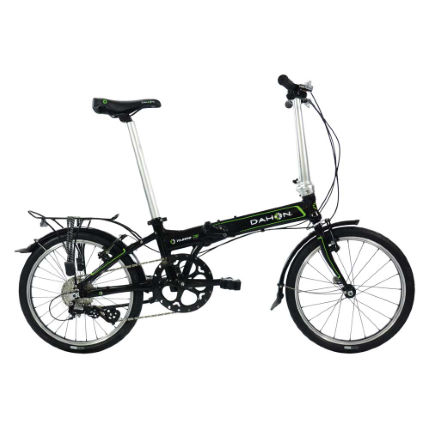 Dahon Vitesse D8 Equipped Hopfällbar cykel (2016)