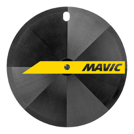 Mavic Comete Track Disc Wheel