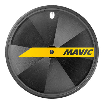 Mavic Comete Tubular Road Disc Wheel (WTS)