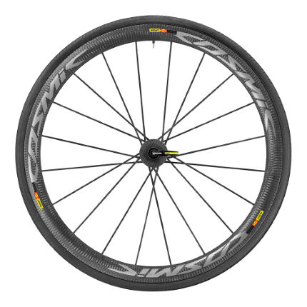 Mavic Cosmic Ultimate voorwiel (WTS, tubes)