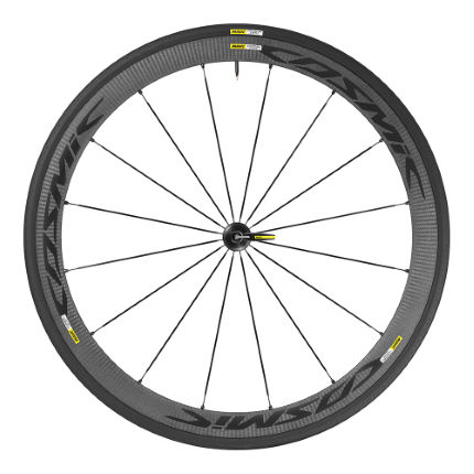 Mavic Cosmic Carbone 40 Elite voorwiel (WTS)