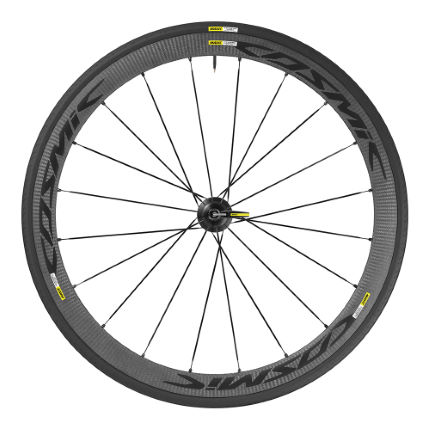 Mavic Cosmic Carbone 40 Elite achterwiel (met band)