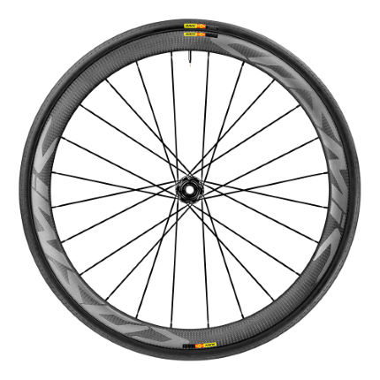 Mavic Cosmic Pro Carbon SL Disc Front Wheel (WTS)