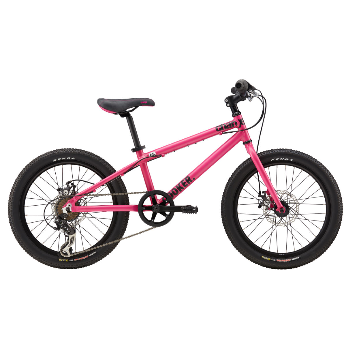 Vélo Enfant Charge Cooker 20 (2017) - One Size Rose