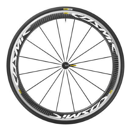 Mavic Cosmic Pro Carbon Front Wheel (WTS)