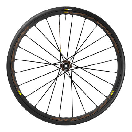 Ruota posteriore Mavic Ksyrium Pro All Road per freni a disco (WTS)