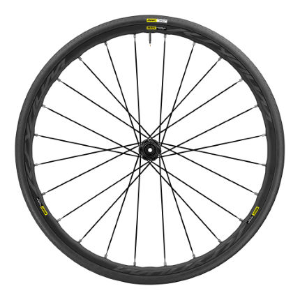 Mavic Ksyrium Elite Disc Front Wheel (WTS)