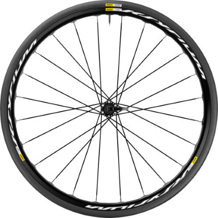 Mavic Ksyrium Disc Front Wheel (WTS)