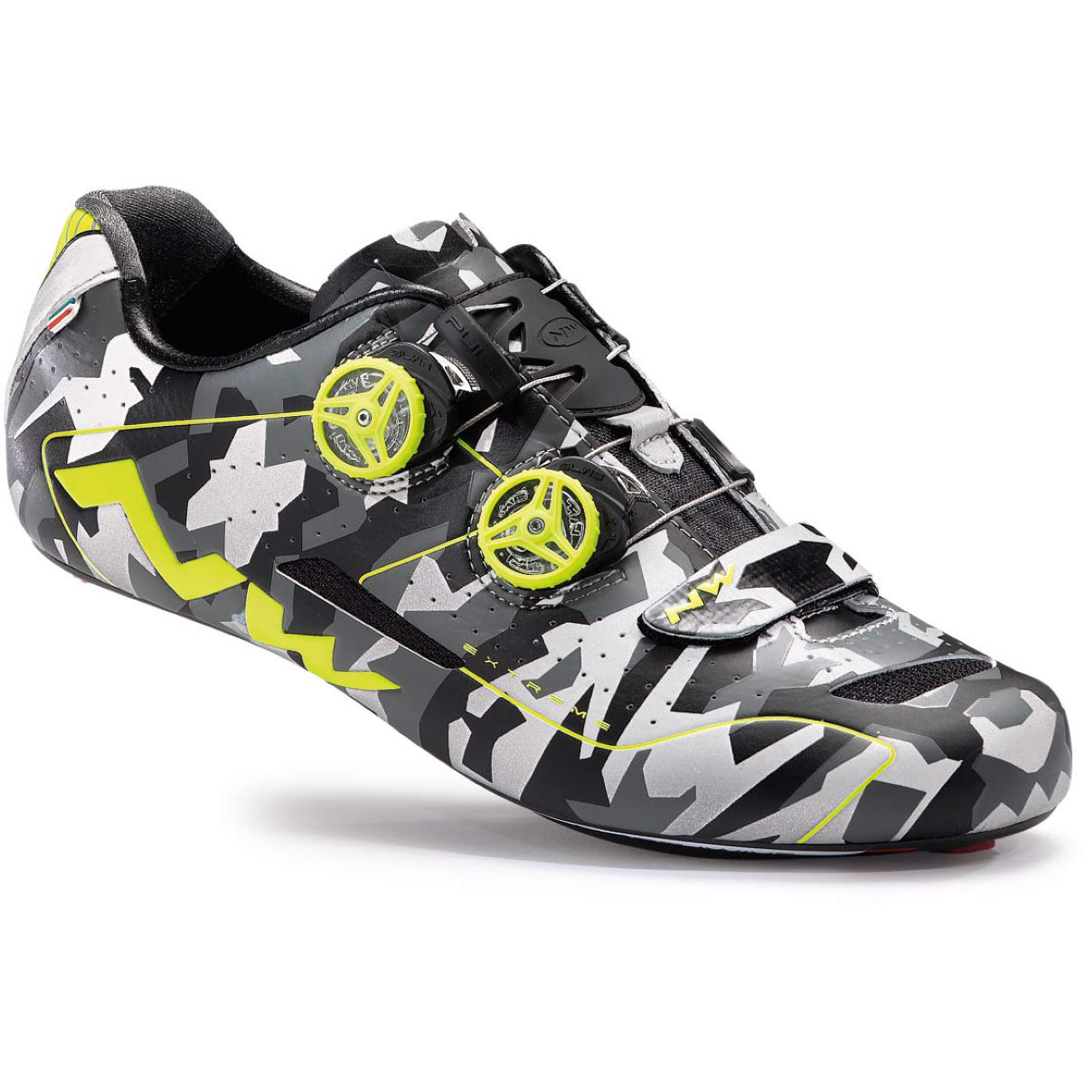 Chaussures de route Northwave Extreme Reflective - 44