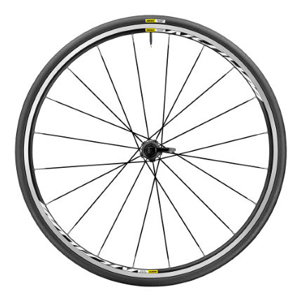 Mavic Aksium Elite Hinterrad (WTS)
