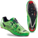 Northwave Evolution Plus Road Shoes Green/Green EU 42.5