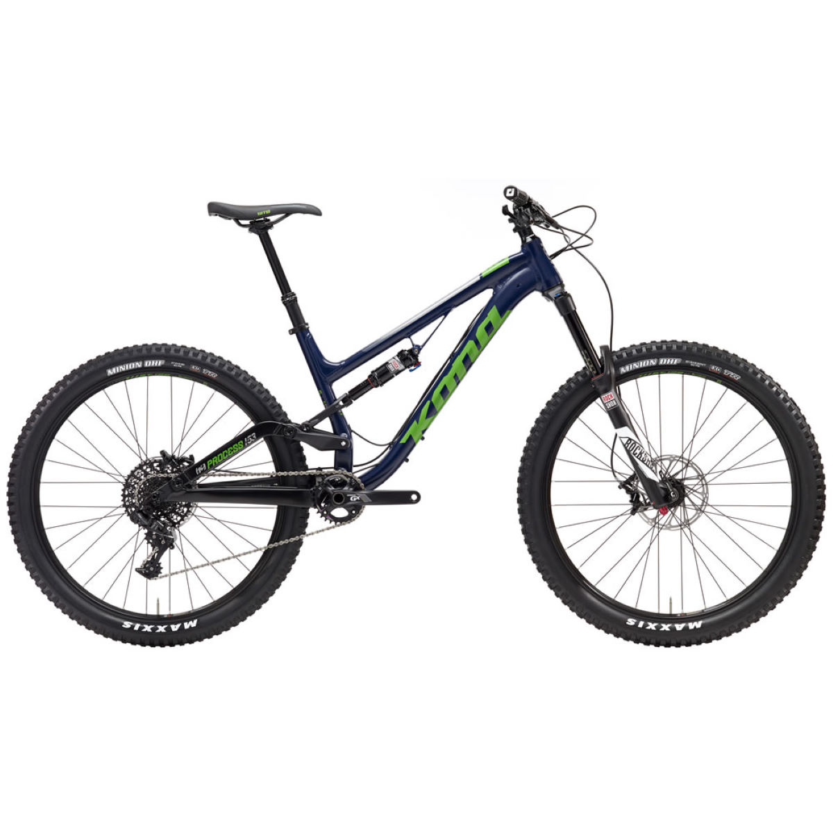 Kona Process 153 (2017) Mountain Bike   Full Suspension Mountain Bikes