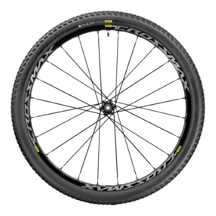 "Mavic Crossmax Elite 27,5"" achterwiel (met band)"