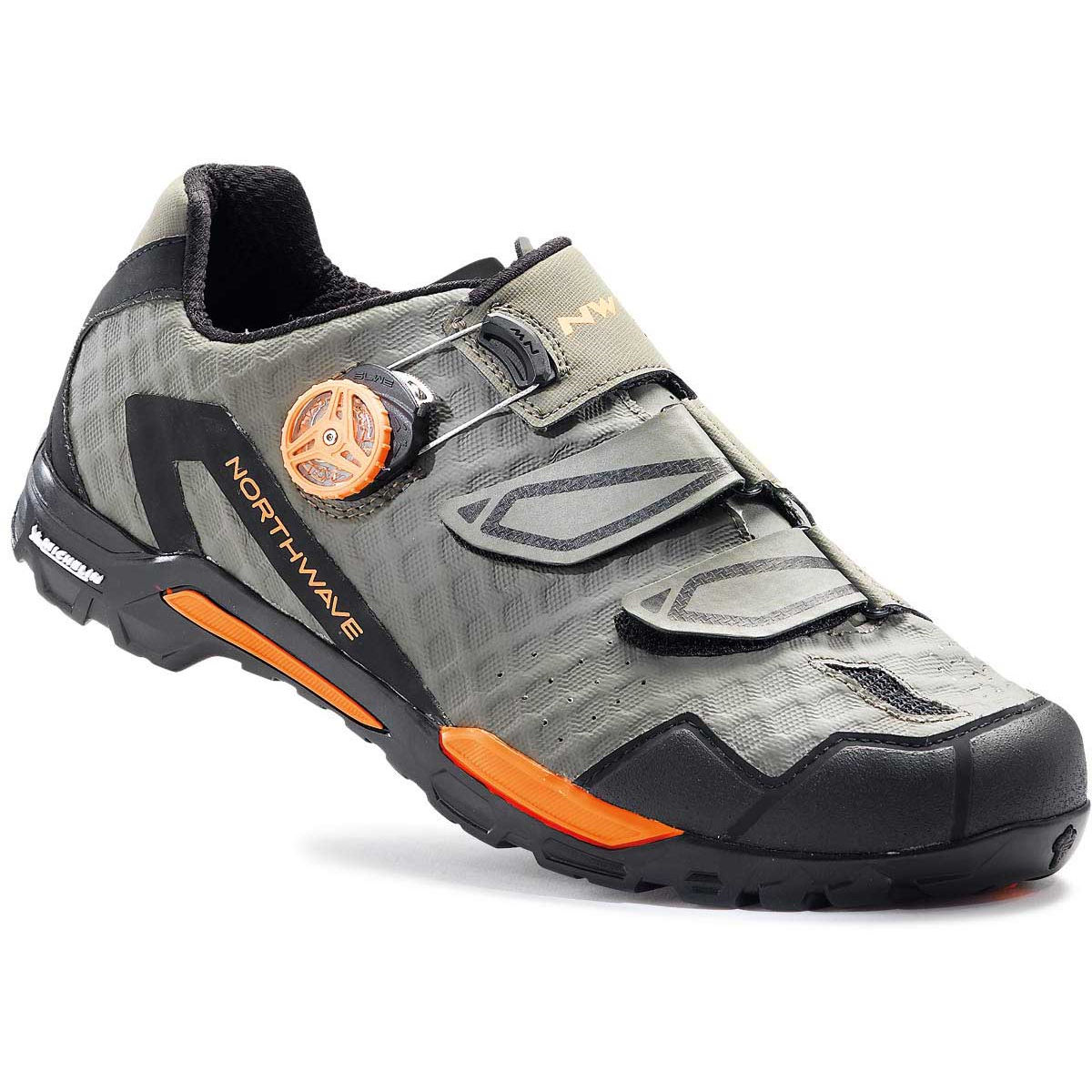 Chaussures Northwave Outcross Plus - 39 Gris Chaussures VTT