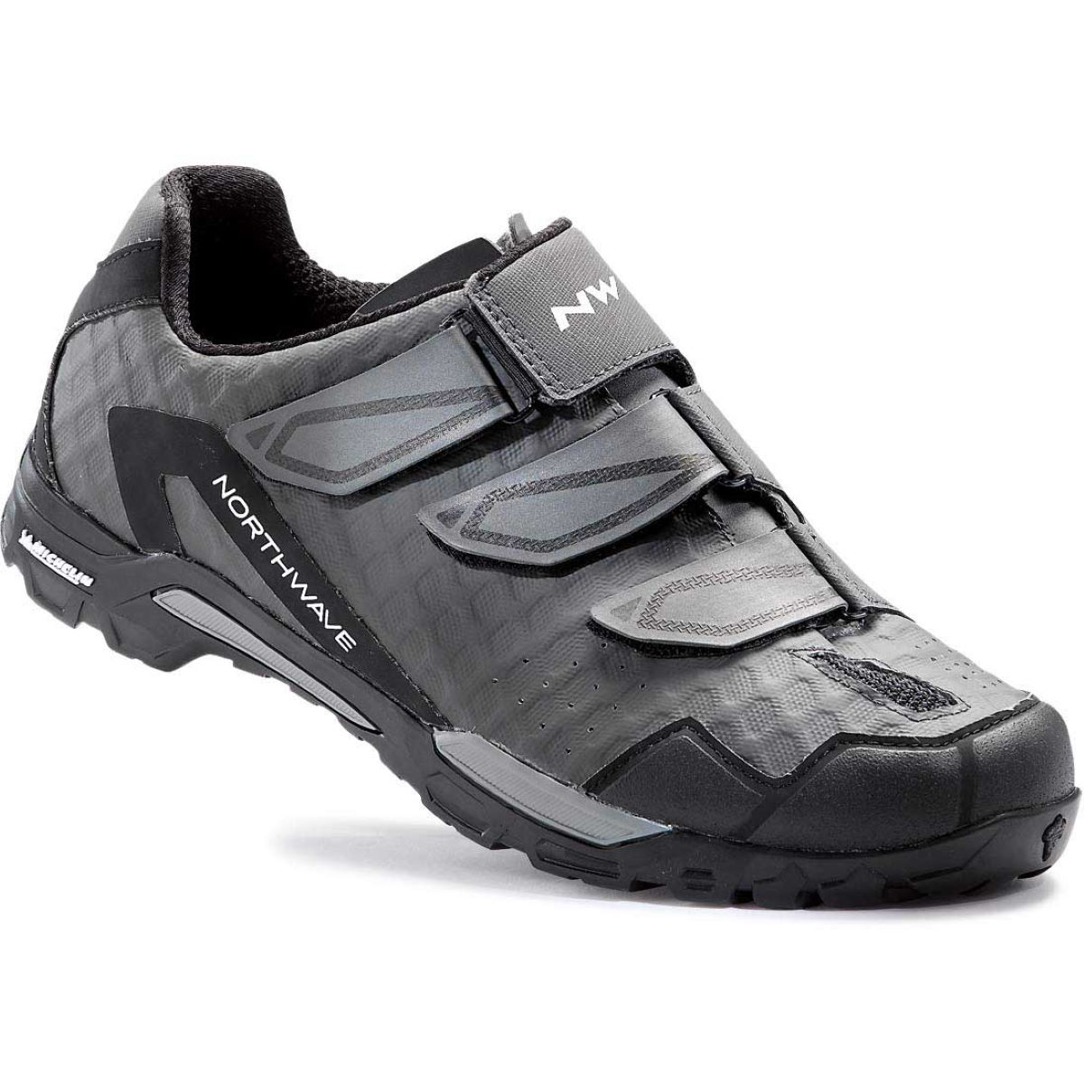 Chaussures Northwave Outcross 3V - 39 Anthracite Chaussures de vélo