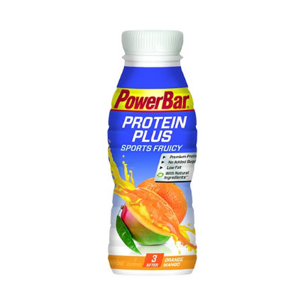 PowerBar Protein Plus Sports Fruicy Proteindryck (330 ml)