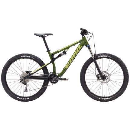 Kona Precept 130 Mountainbike (2017)