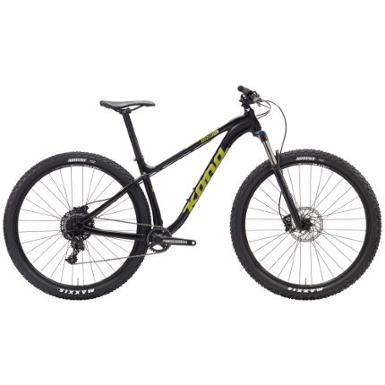 Mountain bike Honzo in alluminio (2017) - Kona