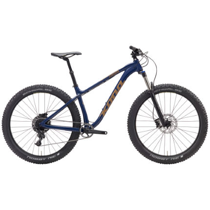 Mountain bike Big Honzo DR (2017) - Kona