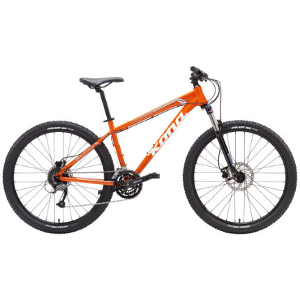 Kona Fire Mountain Mountainbike (2017)