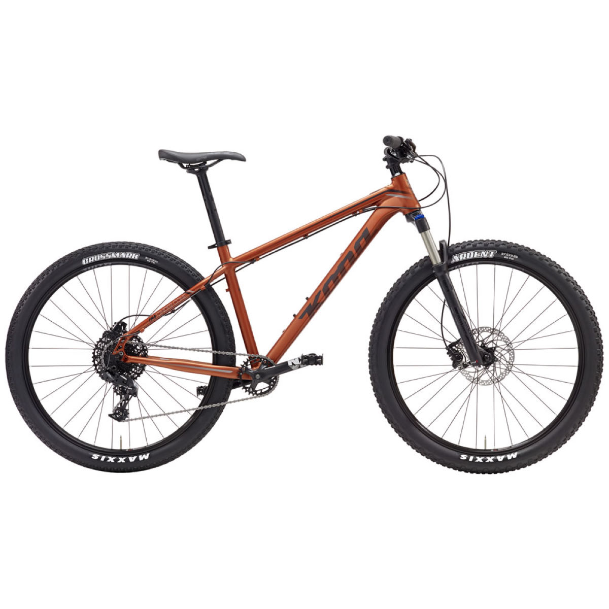 VTT Kona Cinder Cone (2017) - S Orange VTT semi-rigides