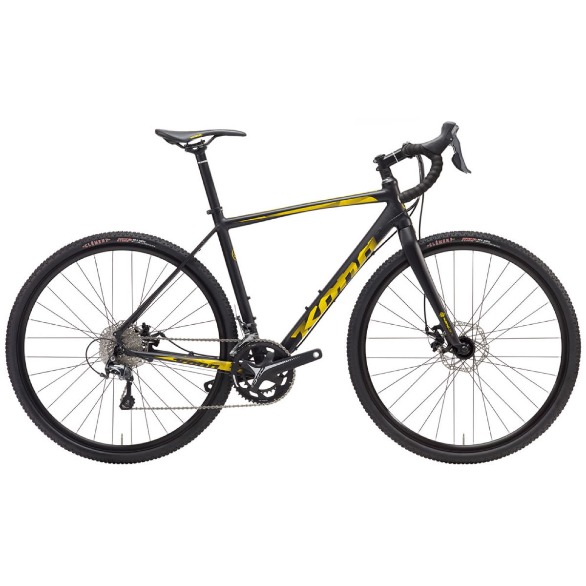 Vélo de cyclo-cross Kona Jake (2017) - 57cm Noir Vélos cyclo-cross