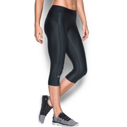 Leggings donna Under Armour HeatGear Armour Printed (a 3/4, aut/inverno16)