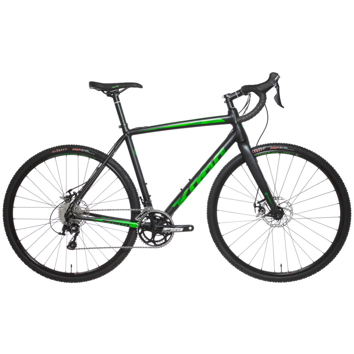 Vélo de cyclo-cross Kona Jake The Snake (2017) - 54cm Noir