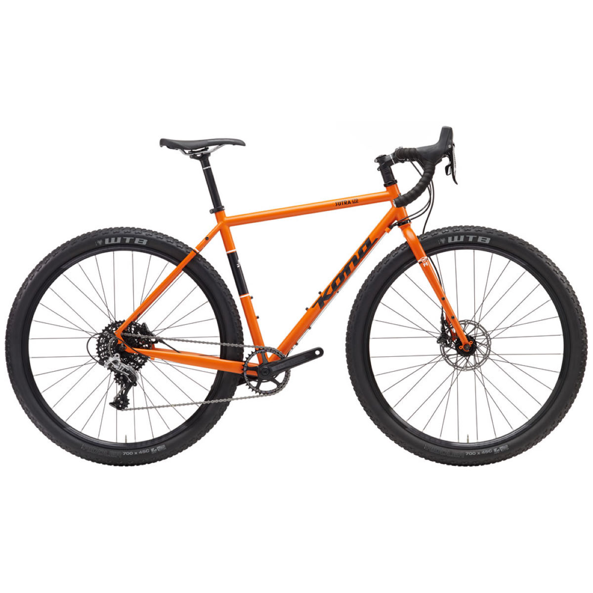 Vélo de cyclotourisme Kona Sutra LTD (2017) - 46cm Orange