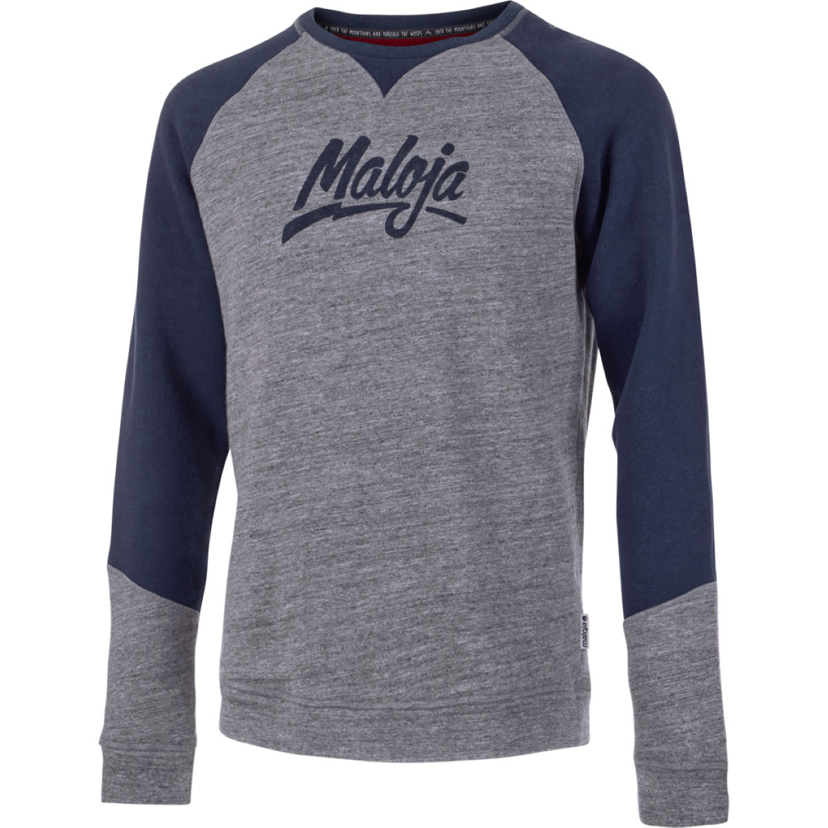 Maloja Mens GardinerM. Sweatshirt   Fleeces & Hoodies