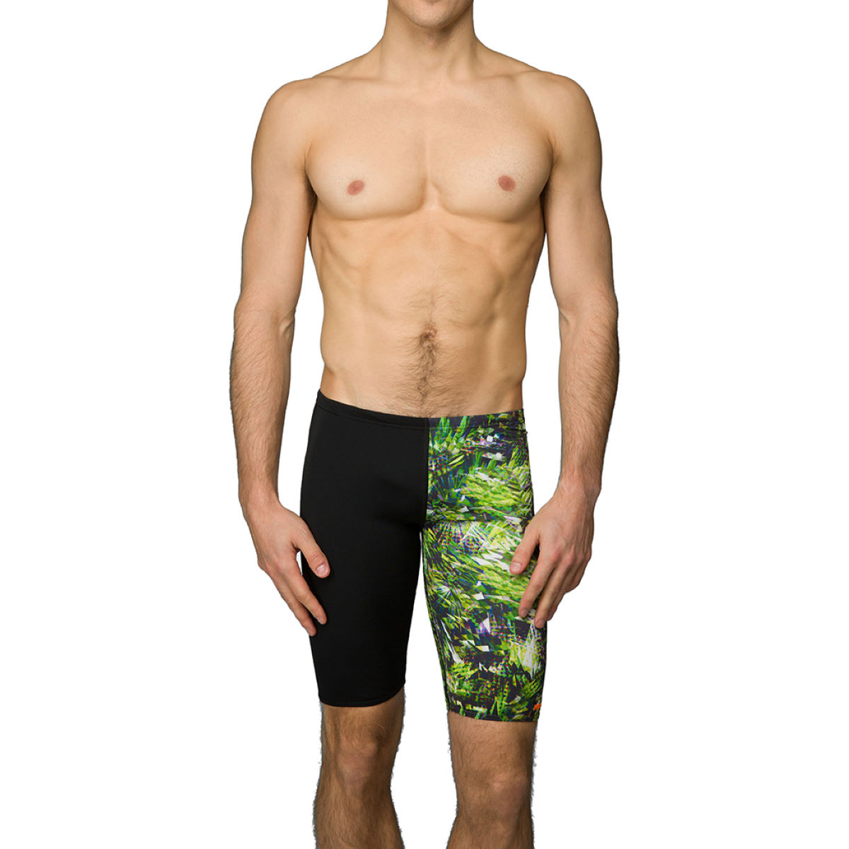 """Maru Prism Break Pacer Jammer (SS17) - 28"""" Green 