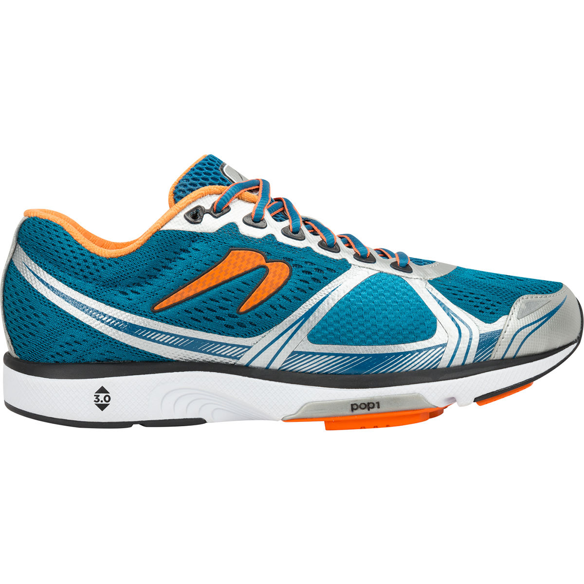 Chaussures Newton Running Shoes Motion VI - 9,5 UK Bleu Chaussures de running amorties