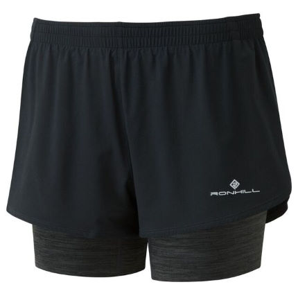 Ronhill Stride Twin Shorts (VS17) - Dam