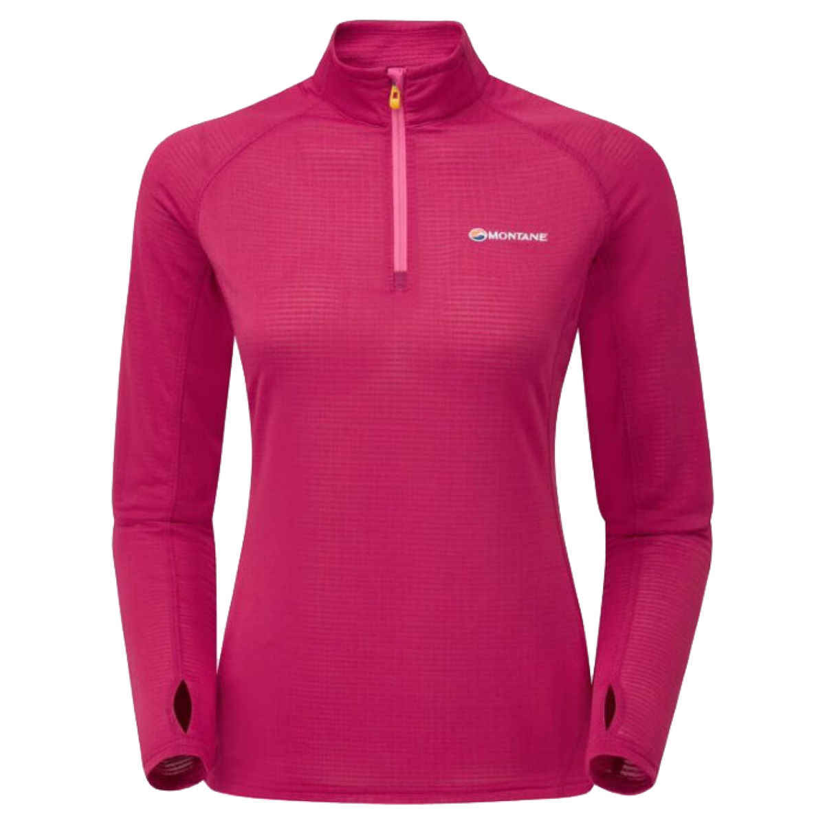 Maillot Femme Montane Allez Micro Pull On (PE17) - 8 UK French Berry