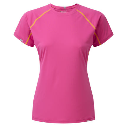 Montane Women's Sonic Short Sleeve T-Shirt