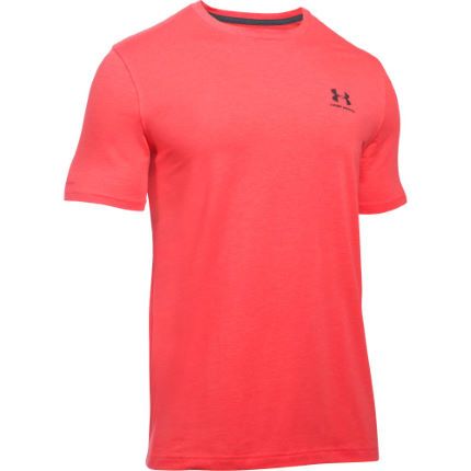Under Armour CC Left Chest Lockup sportshirt (korte mouwen) (LZ17)