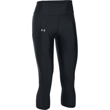 Mallas pirata Under Armour Fly By Printed para mujer