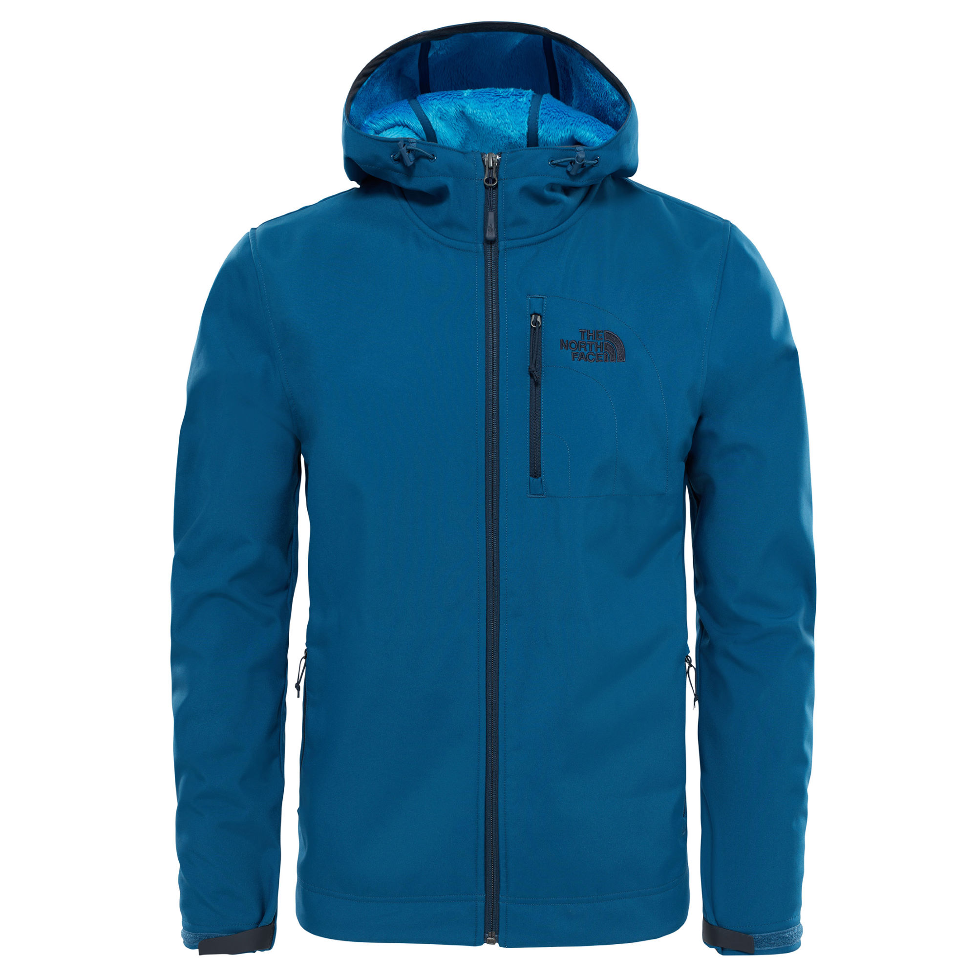 North face sweat jacket