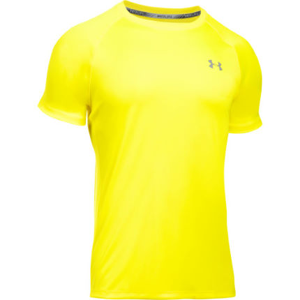 Under Armour HeatGear hardloopshirt (korte mouwen, LZ17)