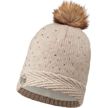 Buff Aura knitted fleece hat