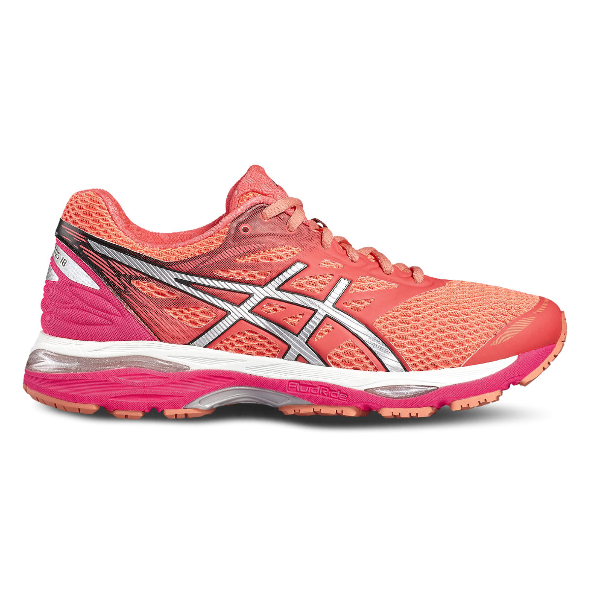 Asics Womens GelCumulus 18 (SS17)   Cushion Running Shoes