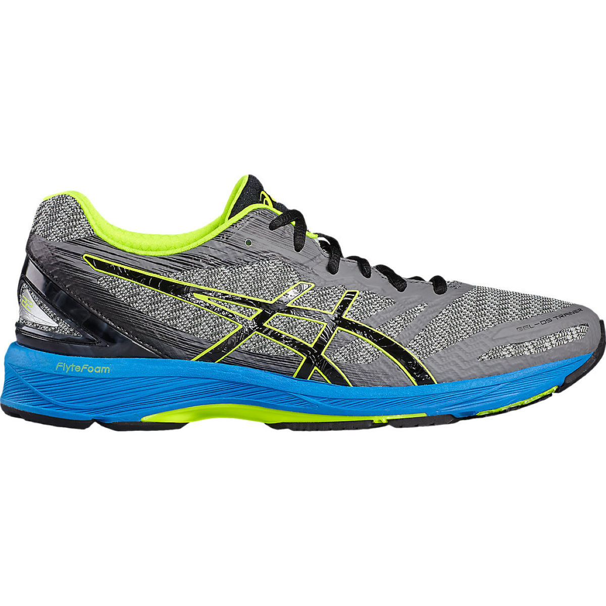 Chaussures Asics Gel-DS Trainer - 7 UK Gris