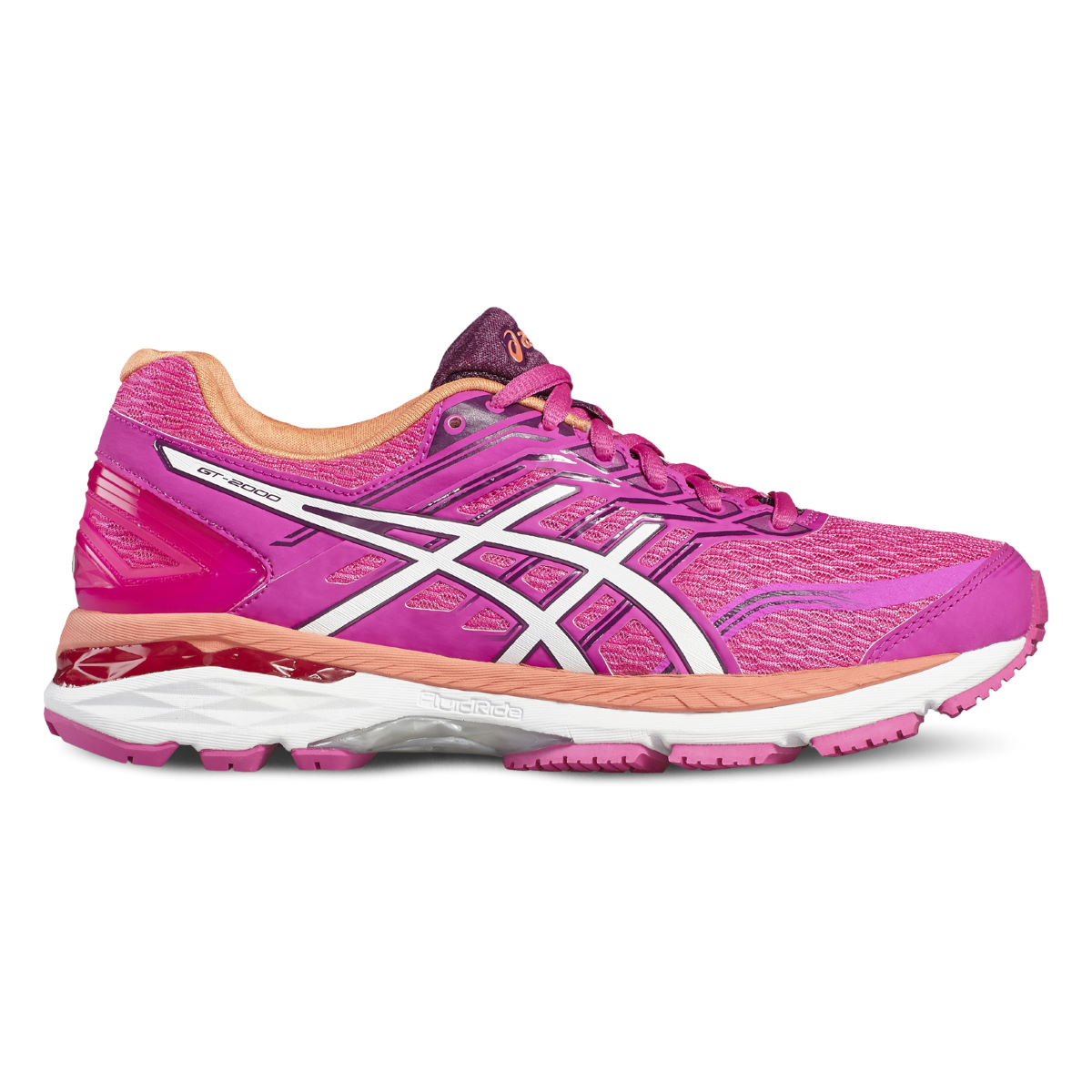 Asics Womens GT2000 5 (SS17)   Stability Running Shoes